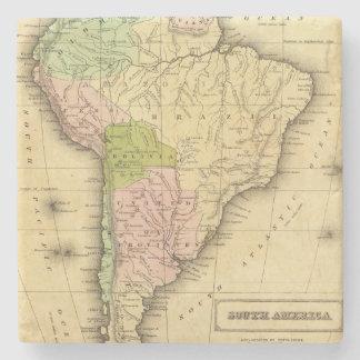 Mapa del sur de AmericaOlney Posavasos De Piedra