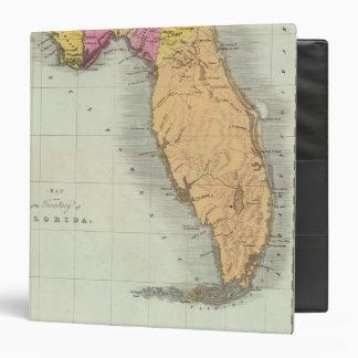 Mapa del territorio de la Florida 2
