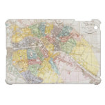 Mapa del vintage de Berlín (1846) iPad Mini Coberturas
