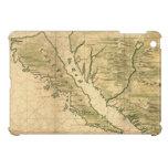 Mapa del vintage de California (1650)