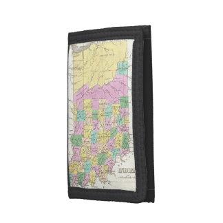 Mapa del vintage de Indiana (1827)