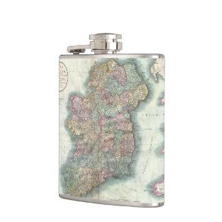 Mapa del vintage de Irlanda (1799)