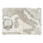 Mapa del vintage de Italia (1770)