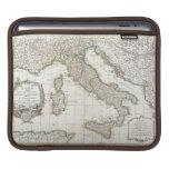 Mapa del vintage de Italia (1770) Manga De iPad
