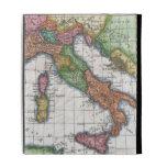 Mapa del vintage de Italia (1780)