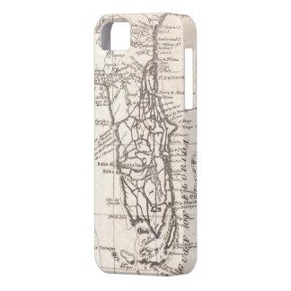 Mapa del vintage de la Florida (1763) iPhone 5 Funda
