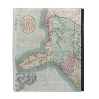 Mapa del vintage De los E.E.U.U. del sudeste (1806