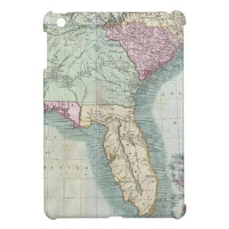 Mapa del vintage De los E.E.U.U. del sudeste (1806 iPad Mini Cárcasas