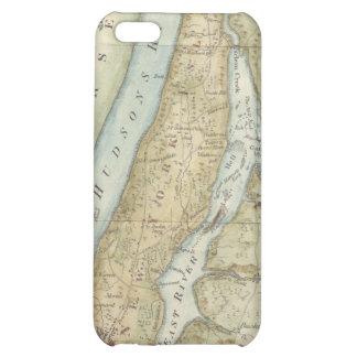 Mapa del vintage de New York City (1869)