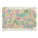 Mapa del vintage de Pennsylvania (1827) iPad Mini Funda