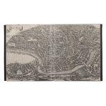 Mapa del vintage de Roma Italia (1652)