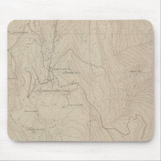 Mapa especial del atlas del parque de Tourtelotte Tapetes De Raton