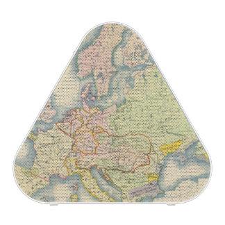 Mapa etnográfico de Europa