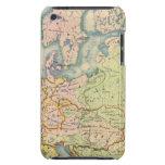 Mapa etnográfico de Europa iPod Touch Case-Mate Funda