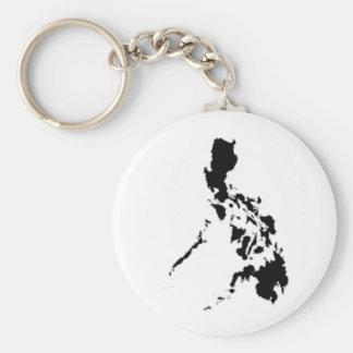 Mapa filipino llavero personalizado