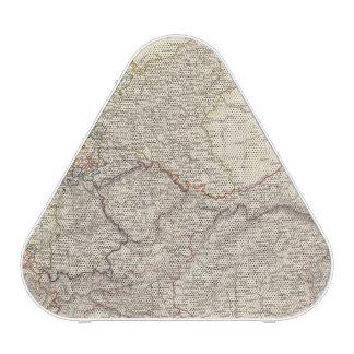 Mapa general de Alemania Altavoz Bluetooth