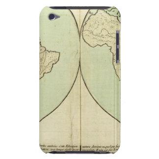 Mapa general iPod Case-Mate carcasa