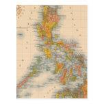 Mapa general ningunos 2 postal