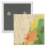 Mapa geológico de la parte occidental pin cuadrada 5 cm