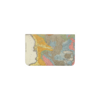 Mapa geológico de los E.E.U.U.