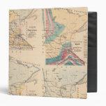Mapa geológico de Minnesota por NH Winchell