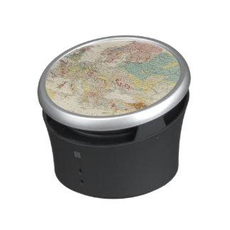 Mapa geológico Europa Altavoz Bluetooth