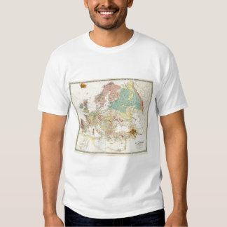 Mapa geológico Europa Polera