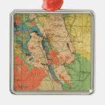 Mapa geológico general de Colorado Ornamentos De Reyes