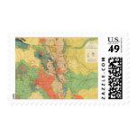 Mapa geológico general de Colorado Sello