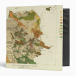 "Mapa geológico San Francisco Carpeta 1 1/2"""