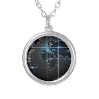 Mapa global pendiente personalizado