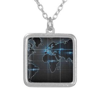 Mapa global colgantes