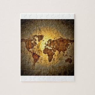 Mapa global lindo