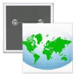 Mapa global pins