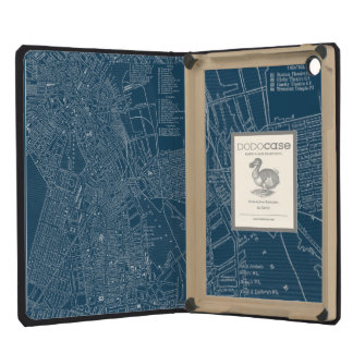 Mapa gráfico de Boston