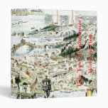 Mapa imaginario del Fairyland de 1920 obras clásic