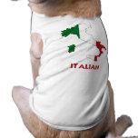 MAPA ITALIANO PRENDA MASCOTA