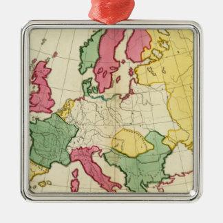 Mapa llano Europa Adorno De Reyes