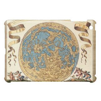 Mapa lunar del siglo XVII