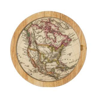 Mapa norteamericano 2