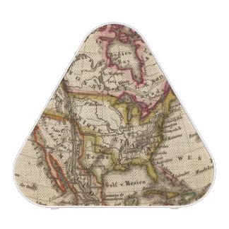Mapa norteamericano 2 altavoz