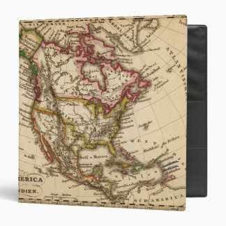 "Mapa norteamericano 2 carpeta 1 1/2"""