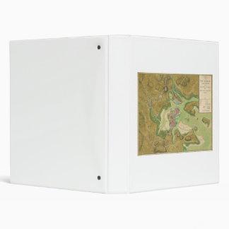 """Mapa revolucionario de la guerra del puerto 1776 carpeta 1"""""""
