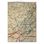 Mapa Richmond y Louisville RR Felicitación