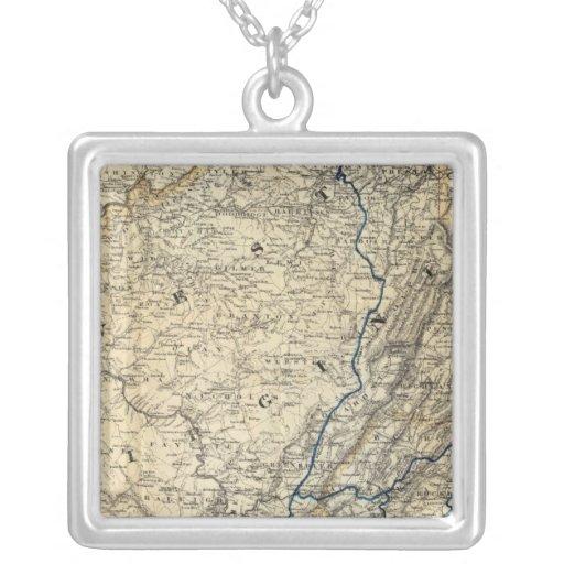 Mapa Richmond y Louisville RR Pendientes