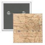 Mapa topográfico de los Estados Unidos Pin