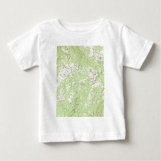 Mapa topográfico playeras