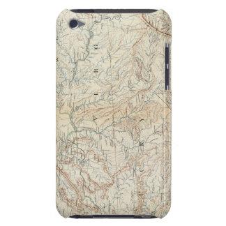 Mapa VI de la GEN iPod Touch Case-Mate Cárcasa