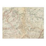 Mapa VI de la GEN Tarjetas Postales