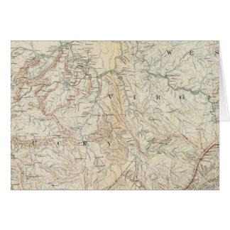 Mapa VI de la GEN Tarjeton